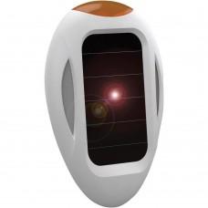 Aparat portabil cu ultrasunete si alimentare solara anti tantari SpaceDog 70550 8m exterior, 30mp interior