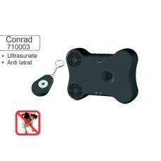 Dispozitiv cu ultrasunete anti caini (anti latrat)