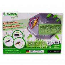 Capcana pentru interior cu lamele electrice anti insecte, gandaci, gandaci de canal CSP 77030 40mp