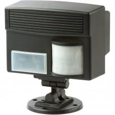 Aparat electronic cu ultrasunete si senzor PIR 60035 pentru alungarea pasarilor, caini, pisici, pasari, iepuri, porci mistreti, caprioare, rozatoare 100mp